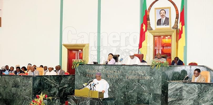 Image : Assemblée nationale: des projets de loi adoptés