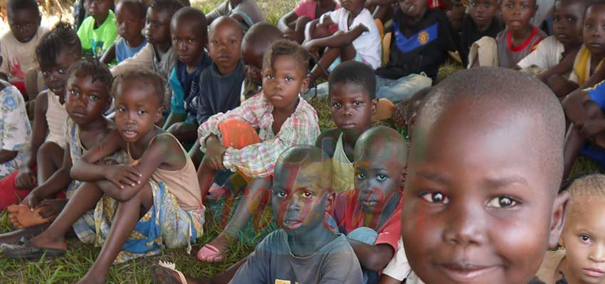 Image : Central African Republic : 900,000 Dropouts To Be Returned To School