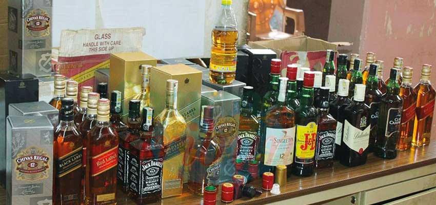Ces liqueurs sont impropres à la consommation.
