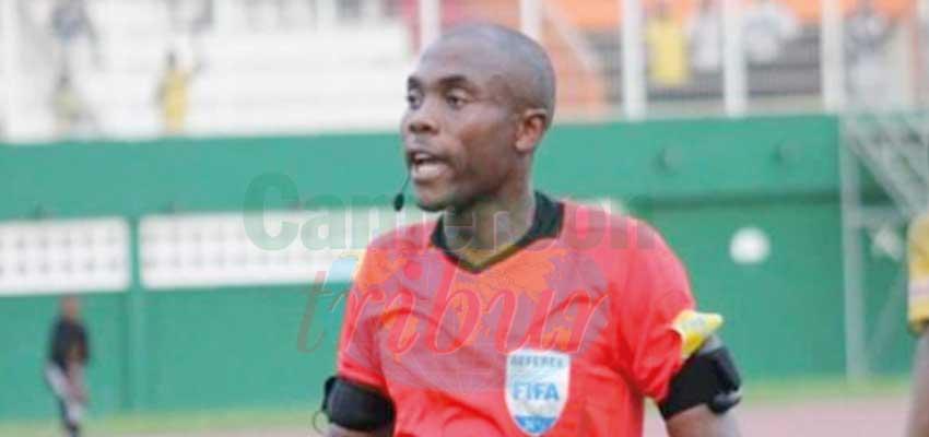 Arbitrage: Max Effa Essouma II suspendu par la CAF