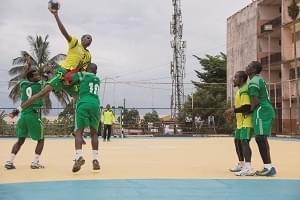 Image : Coupe du Cameroun de handball pour sourds: Epervier vainqueur