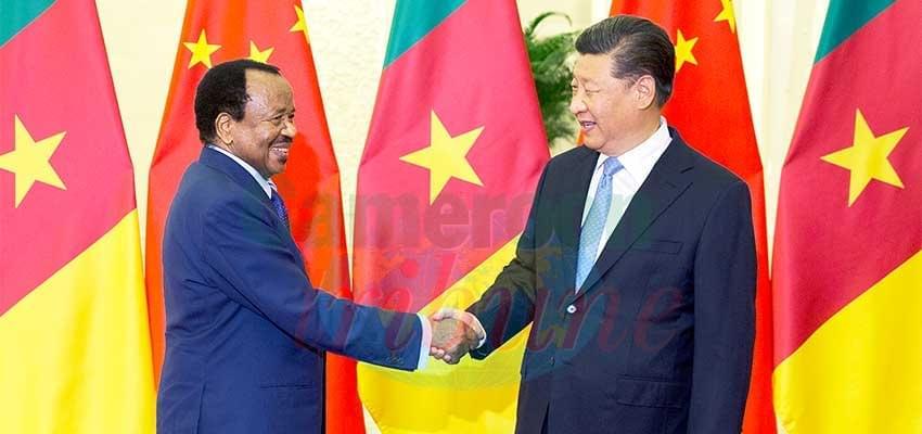 Image : L'axe Yaoundé-Pékin renforcé