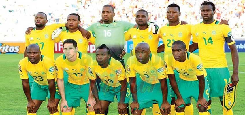 South Africa: Bafana Bafana, Ready To Go Places