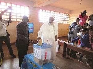 Image : Foumban: Ndam Njoya était très attendu