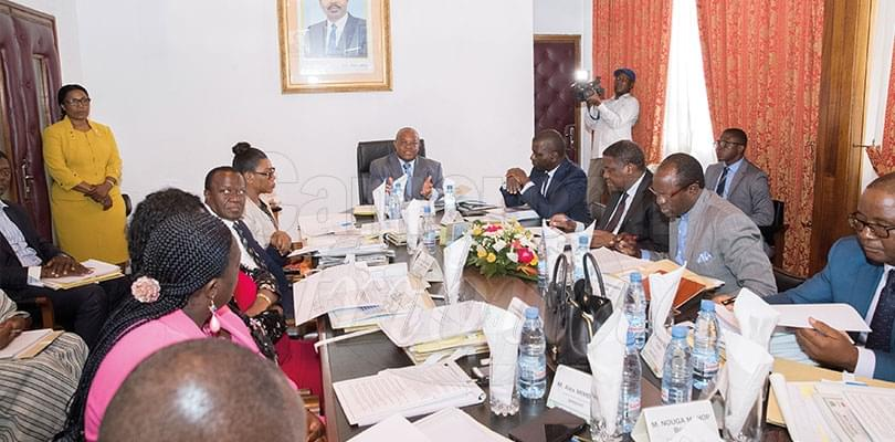 Image : SOPECAM Board Meeting: Internal Public Contracts  Commission Created