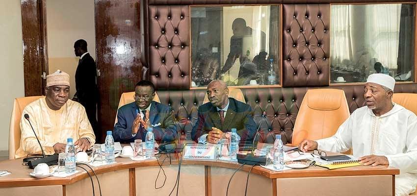Image : Higher Education: Ministry Seeks FCFA 55.952 Billion