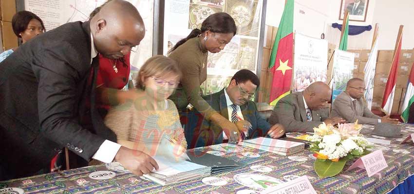 Coopération universitaire : Yaoundé II et Paris Saclay unies