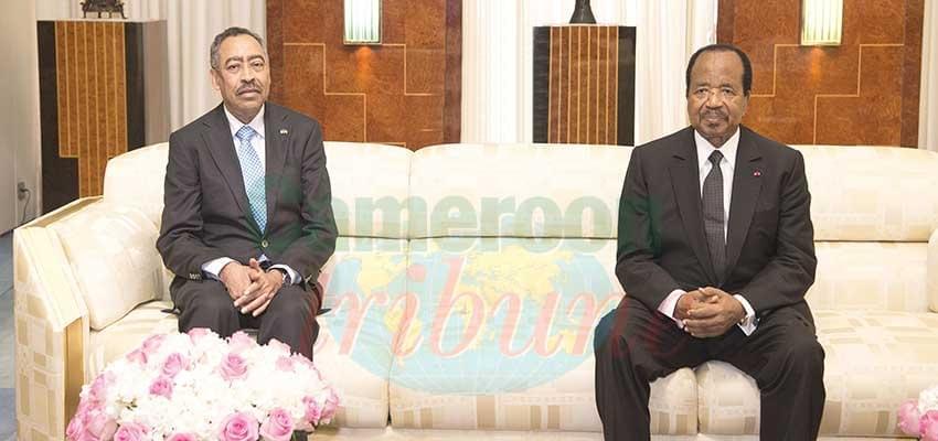 Image : Cameroun-Arabie saoudite:front comnun contre le terrorisme