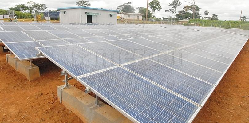 Image : Energies renouvelables: du solaire pour des ruraux