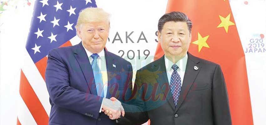 Guerre commerciale Chine – Etats-Unis : le dégel