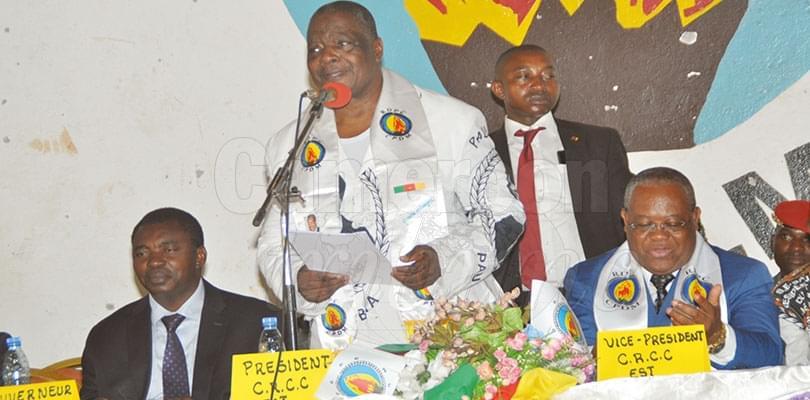 Image : Réélection de Paul Biya:  la région de l'Est mobilisée