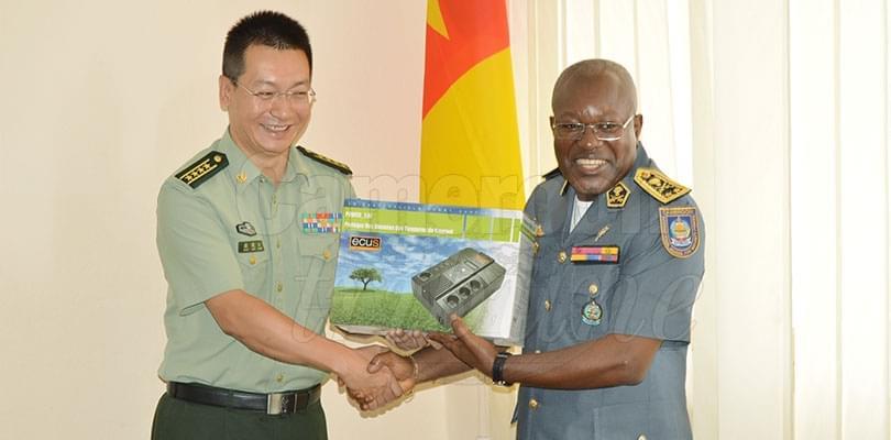 Image : Paix et sécurité au Cameroun: le soutien de la Chine
