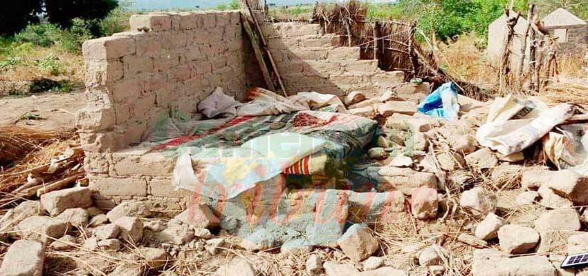 Pluies diluviennes : 25 familles sinistrées dans l'Adamaoua