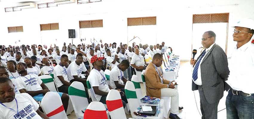 Kribi General Youth Forum: Internship, training, Recruitment Opportunities Ensured