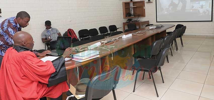 Image : Soutenance en ligne: une première à l'Université de Yaoundé I
