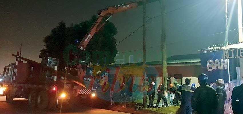 Douala: des perturbations sur le réseau  électrique