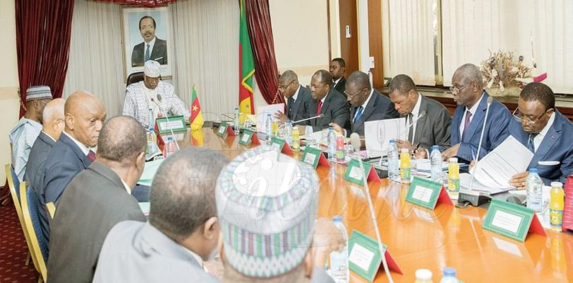 Image : Cabinet Meeting: Effective Preparations For New Academic Year Examined