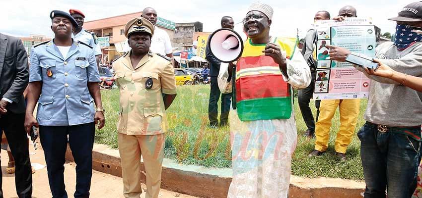 Yaoundé : la sensibilisation de proximité s'intensifie