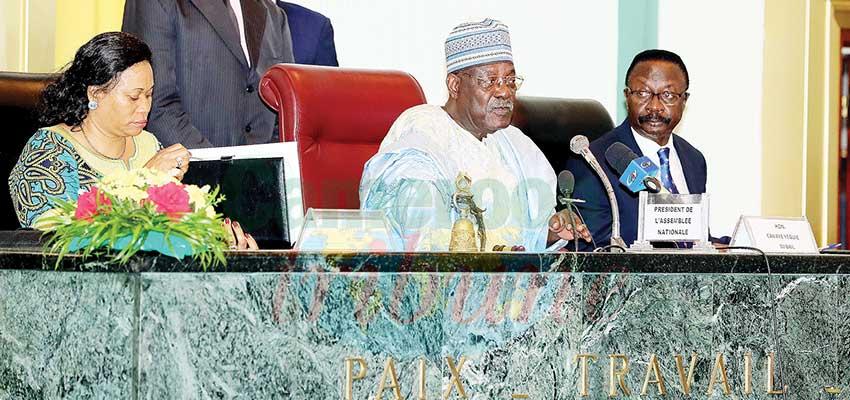 Ordres nationaux: un projet de loi sur la table