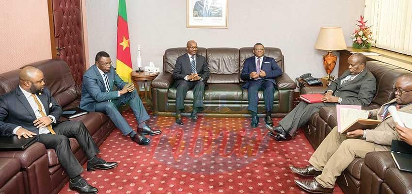 L'Union africaine compte toujours sur le soutien du Cameroun pour la stabilisation de la RCA.