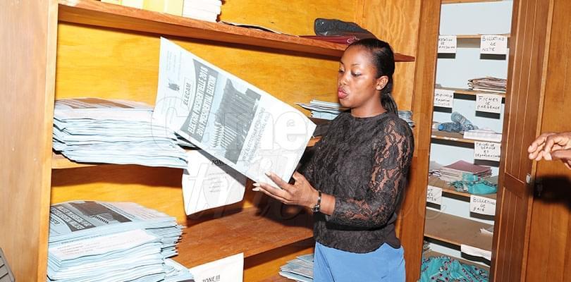 Image : Listes électorales provisoires
