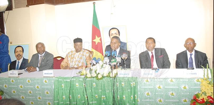 Image : Choléra: les mesures de sécurité maintenues