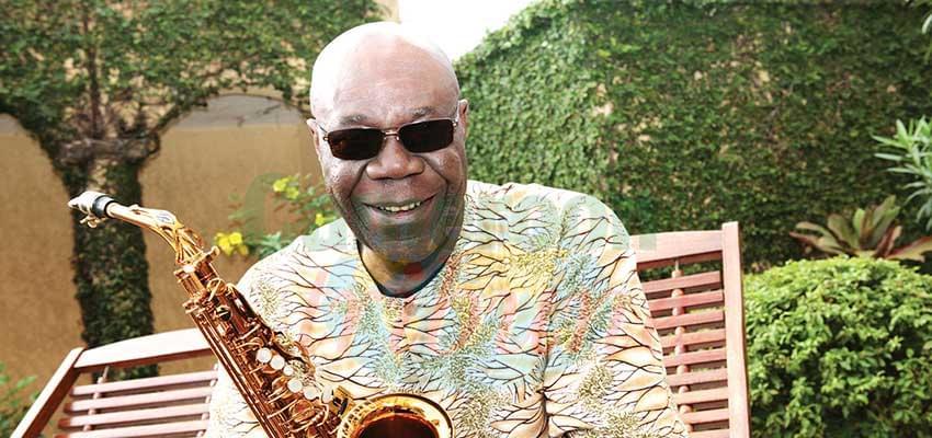 Manu Dibango : fin de balade en saxo