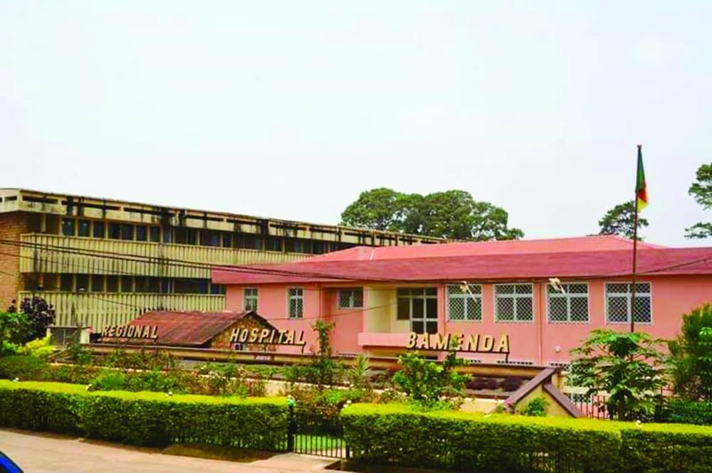 Bamenda Regional Hospital : Veritable Health Booster