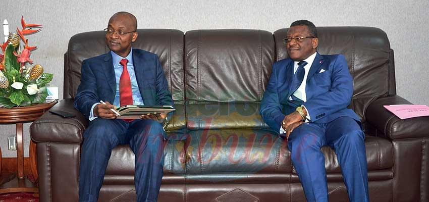 Deux délégations chez le PM