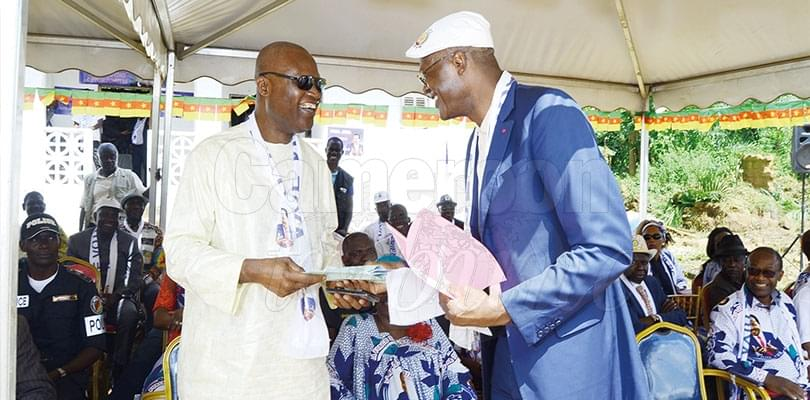 Image : Mbam-et-Inoubou: Nitoukou votera RDPC