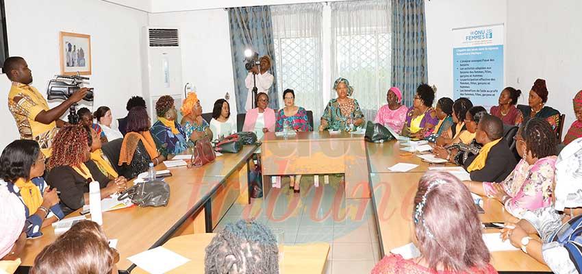Résolution des conflits : les femmes mobilisées