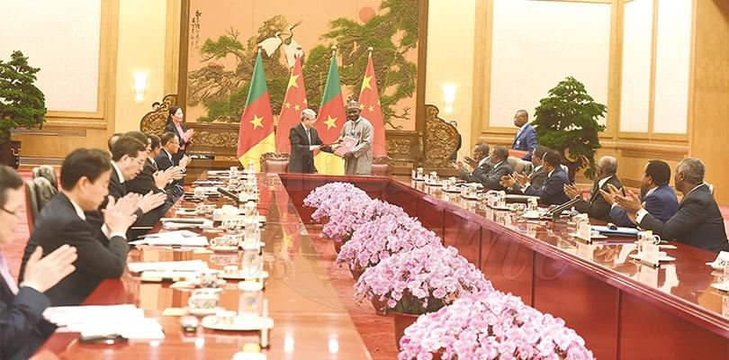 Image : Measures To Foster Sino-Cameroon Relations