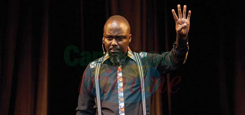 Valery Ndongo et Oumar Manet: humour sans frontières