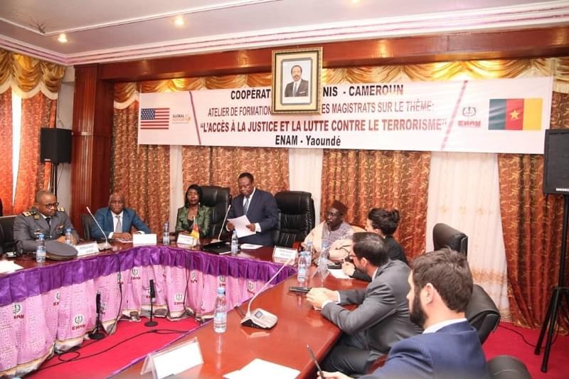 Image : Lutte contre le terrorisme:Les magistrats veulent des rudiments