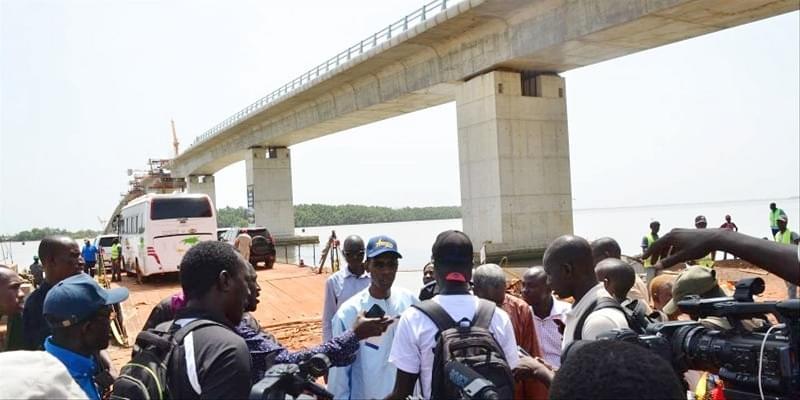Sénégal-Gambie: une passerelle pour faciliter la circulation