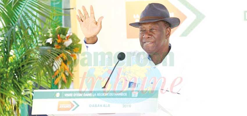 Présidentielle en Côte d'Ivoire : Ouattara, candidat si…
