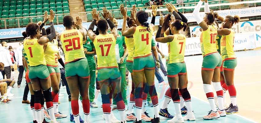 Qualifications aux J.O de volley-ball féminin : les Lionnes n'iront pas à Tokyo