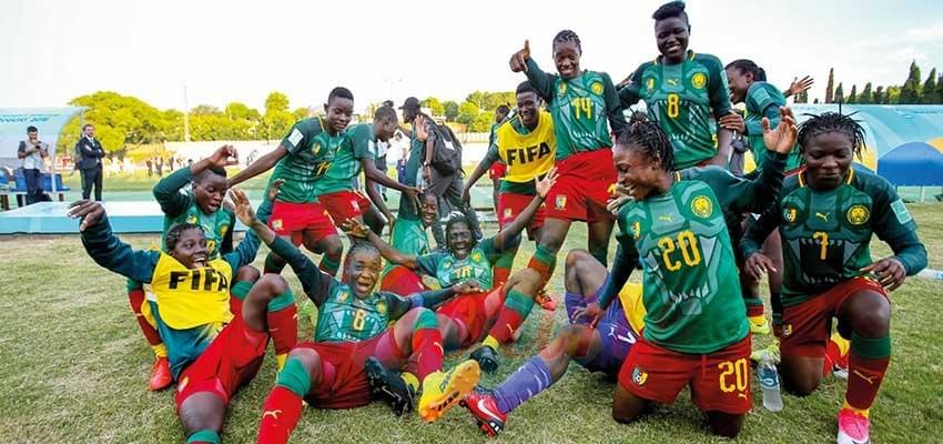 Image : Coupe du monde féminine U-17: le Cameroun bat l'Allemagne