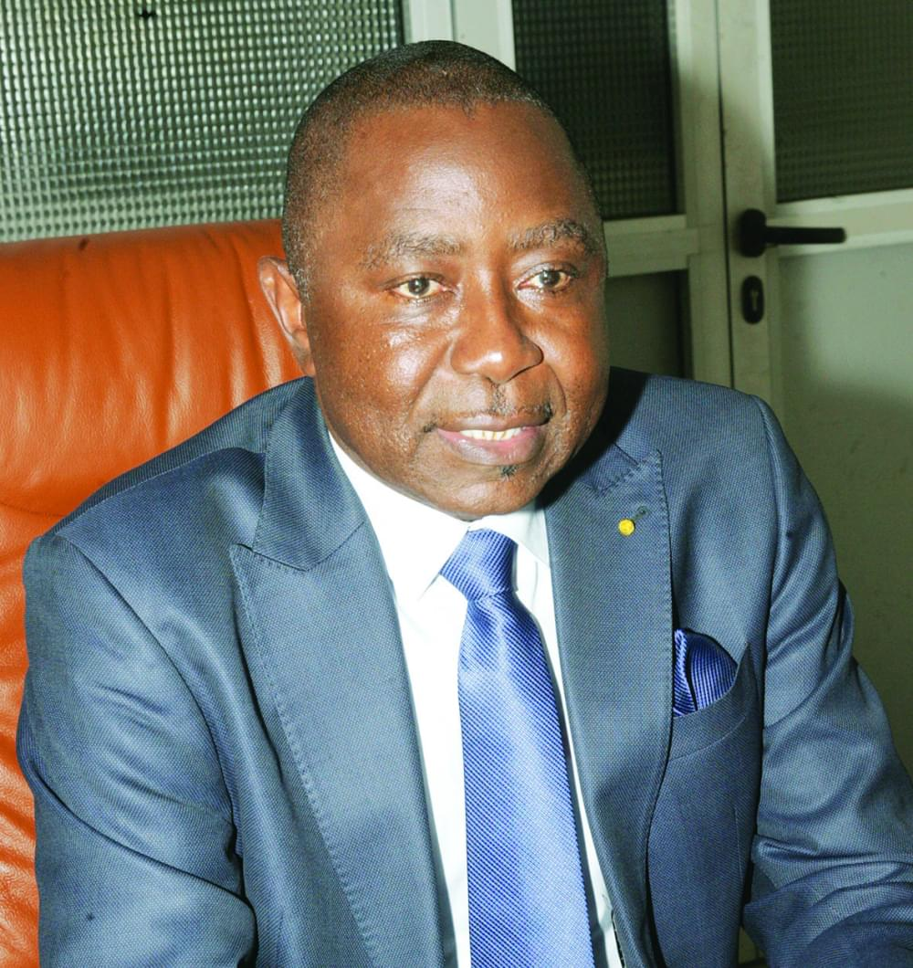 Pr. Jean-Claude Tcheuwa, agrégé des Facultés de droit, Inspecteur général au ministère de la Décentralisation et du Développement local (Minddevel)