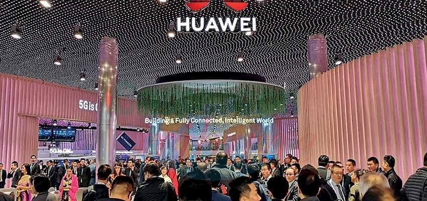 Congrès mondial du mobile: Huawei dévoile ses dernières technologies