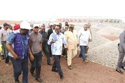 MINMAP Visits Projects in Douala