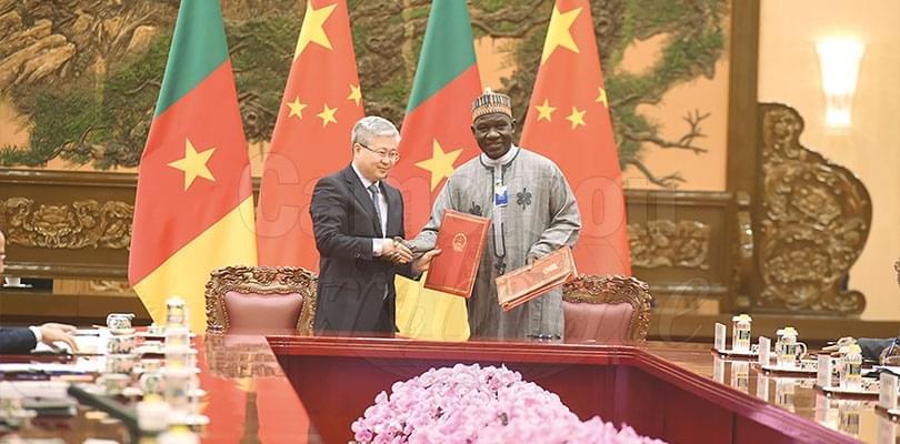 Image : Le Cameroun au coeur de la « Nouvelle route de la Soie »