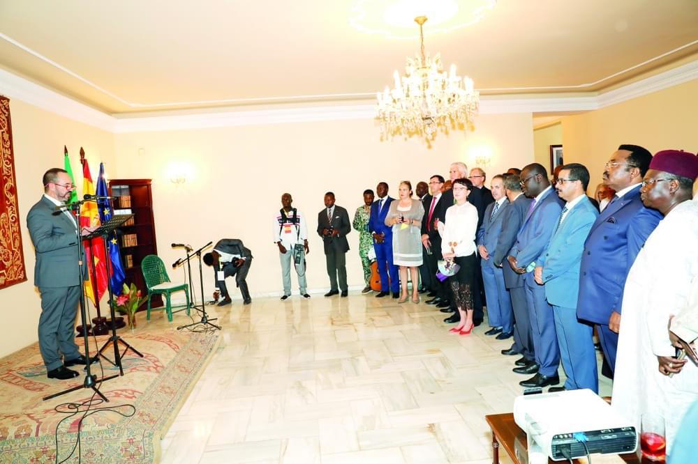 Image : Carnet diplomatique: 250,000 Cameroonians Studying Spanish Language