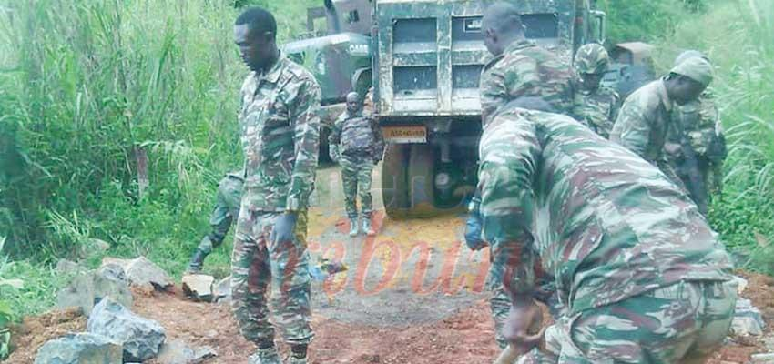 Bamenda: Defence Forces Champion Cleaning Exercise