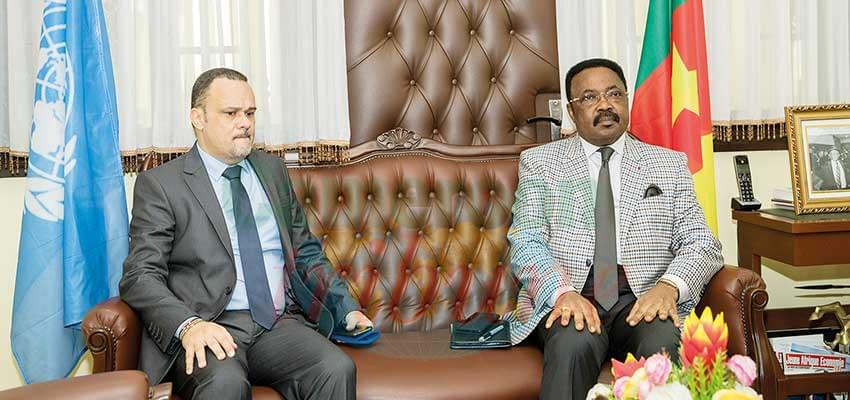 Peace and Stability in Cameroon : Reconstruction, Recovery Plan Discussed