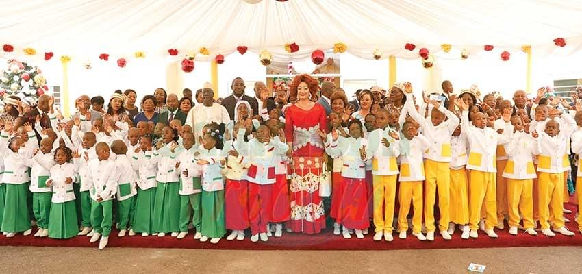 Image : State House Primary School: Christmas Bells Are Ringing