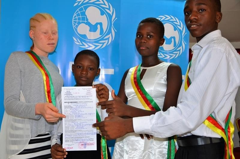 Vital Statstics: 400,000 School Children Without Birth Certificates