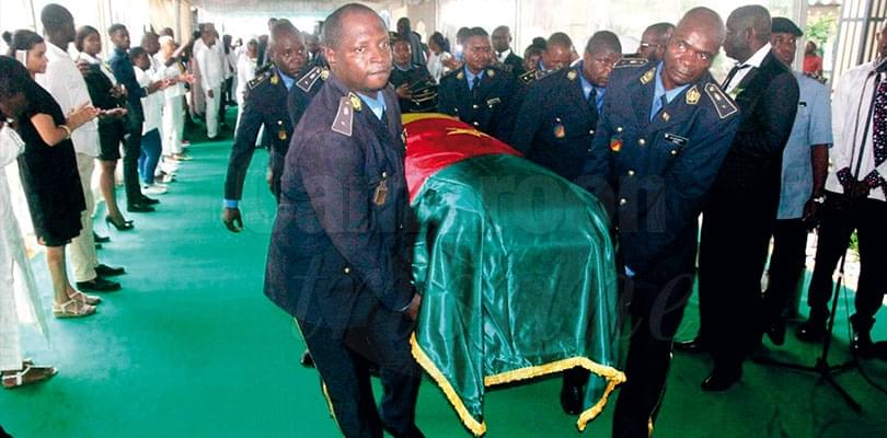 Image : Joseph Kadji Defosso: la reconnaissance de la Nation