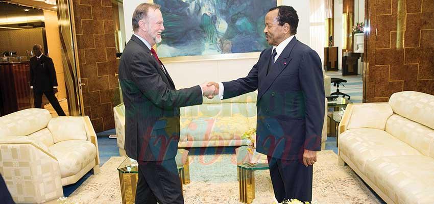 Image : Cameroun - Etats Unis: en bons partenaires