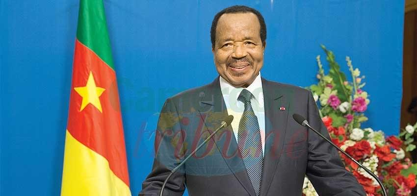 Image : Message de fin d'année : Paul Biya parle aux Camerounais lundi